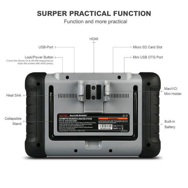 Meilleure valise diagnostic auto multimarque : Lecteur OBD2